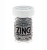 Пудра для эмбоссинга ZING! - Silver Glitter