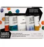 Набор Liquitex BASIC Texture&Effects