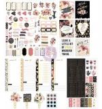 Набор для планера Midnight Bloom Planner Kit (Prima)