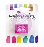 Prima Watercolor Confections - 22 SUNSET - Tropicals