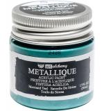 Finnabair Art Alchemy Acrylic Metallique Mermaid Teal