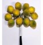 Букетик декоративный Лимоны в сахаре