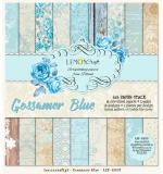 Набор бумаги 15х15 Gossamer Blue