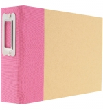 Альбом на кольцах Project Life - 4x6 - Pink