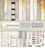 Набор 30х30 Dreamscapes (бумага+украшения) 7Dots