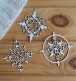 набор Снежинки-1