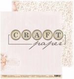 """Розовый букет """"Пионовый сад"""" (Craft Paper)"""