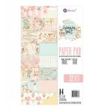 Набор двухсторонней бумаги - A4 Paper Pad - Heaven Sent 2 - Prima Marketing