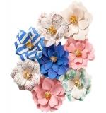 Набор цветов Santorini