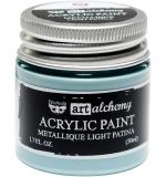 Finnabair Art Alchemy Acrylic Metallique Light Patina