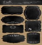 """Наклейки """"Chalk Studio"""" (MME)"""