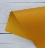 Отрез переплетного кожзама 50х35 см, кукурузный