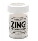 Пудра для эмбоссинга ZING! - White
