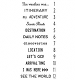 (OA) Штамп-роллер - Travel