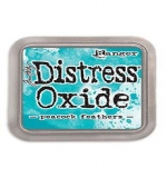 Distress Oxide - Ranger - Peacock Feathers