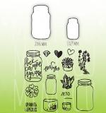 Набор штампов и ножей для вырубки «Хранить бережно»