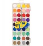 Акварельные краски Simply Art 36 цветов