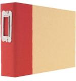 Альбом на кольцах Project Life - 4x6 - Red