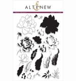 Набор штампов Peony Bouquet