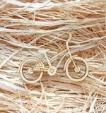 Деревянный чипборд, Велосипед