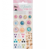 Shimelle Glitter Girl Mixed embellishment pack