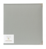 Альбом на кольцах Project Life - 12 x 12 - Grey кожа