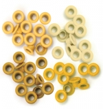 Люверсы YELLOW -EYELETS STANDARD