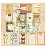 """Набор карточек """"Атлас бабочек"""" (Eco Paper)"""