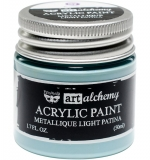 Finnabair Art Alchemy Acrylic Metallique Light Patina