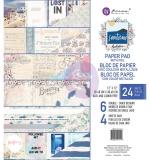 Набор бумаги 20х20 Santorini