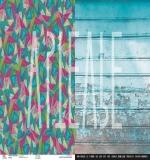 Двухсторонняя бумага «Мексика, любовь моя», ARTFRC06