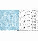 Двухсторонняя бумага Страна МО «Морской бой»