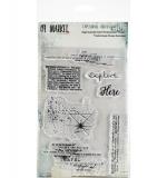 (49M) Captured Adventure Stamp Set