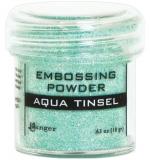 Пудра для эмбоссинга - Aqua Tinsel
