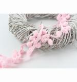 Помпоны нежно-розовые