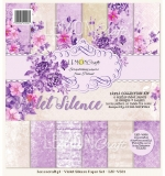 Набор бумаги 30х30 Violet Silence