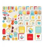 Карточки SN@P! Insta Squares&Pieces Summer