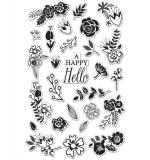 Набор штампов Flower Garden