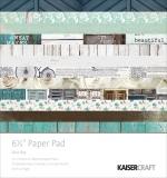 Набор бумаги 15х15 см Blue Bay
