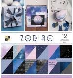 Набор бумаги 30х30 DCWV Zodiac