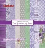 Набор бумаги 15х15 The Romance of Xmas