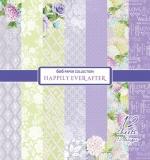 Набор бумаги 15х15 Happily Ever After