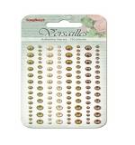 Клеевые полужемчужинки, 120 шт Versailles 1