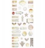 Лист с высечками 15х30 см, коллекция Dreamscapes, 7 Dots