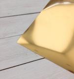 Фольга термотрансферная, золотая