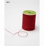 Ворсистый шнур RED 10 ярдов