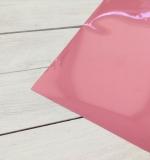 Пленка термотрансферная, ПУ, розовая