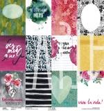 Односторонняя бумага (карточки) «Спой мне о любви», ARTFRC14