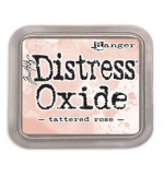 Distress Oxide - Ranger - Tattered Rose