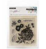 Maggie Holmes Willow Lane Clear Stamps 10/Pkg